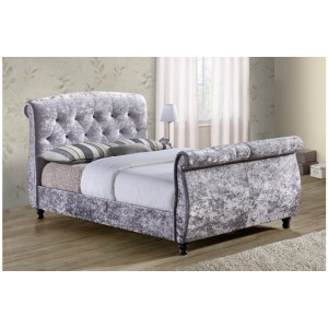 Toulouse Steel Crush Bed