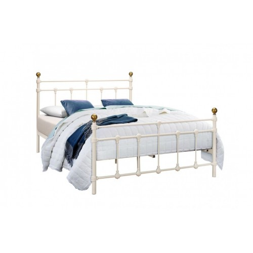 Atlas Cream Bed