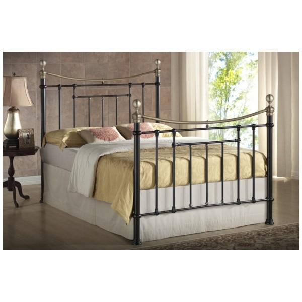 Bronte Black Bed