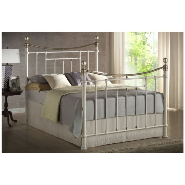 Bronte Cream Bed *Low Stock - Selling Fast*