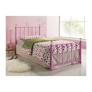 Jessica Pink Bed