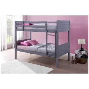 Dakota Grey Bunk Bed