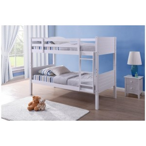 Dakota White Bunk Bed *Out of Stock - Back Soon*
