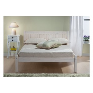 Rio Whitewash Bed