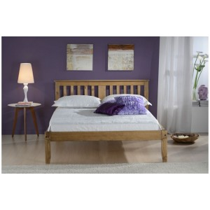 Salvador Pine Bed *Out of Stock - Back Soon*