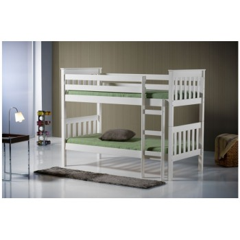 Seattle Ivory Bunk Bed