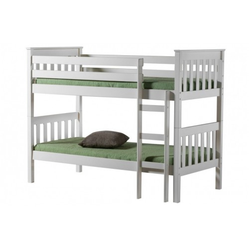 Seattle Bunk Bed In Ivory