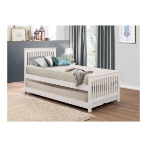 Toronto White Guest Bed *Out of Stock - Back Soon*