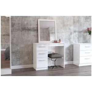 Lynx White Dresser