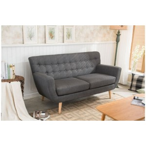 Loft Grey 3 Seater Sofa