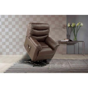 Regency Brown Rise & Recline Chair