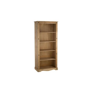 Corona Tall Bookcase *Out of Stock - Back Soon*