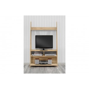 Nordic Oak Entertainment Unit