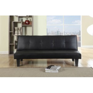 Franklin Black Sofa Bed