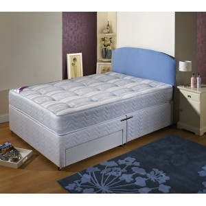 Ashleigh Ortho Divan Bed
