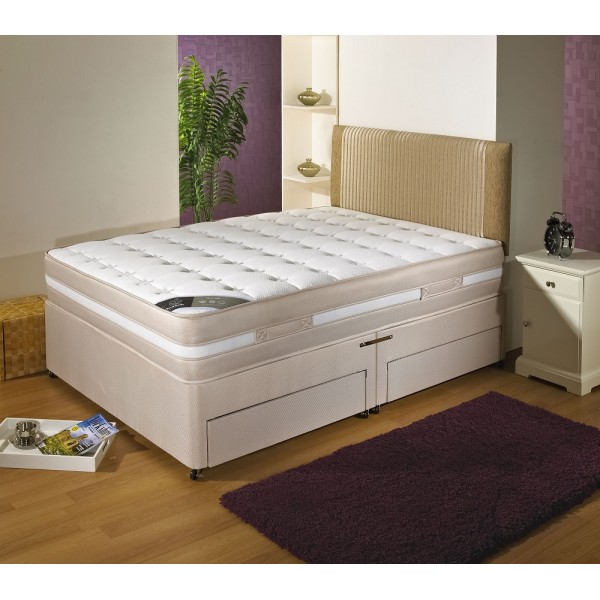 Georgia Ortho Divan Bed