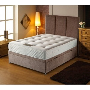 Silk Encapsulated 1000 Divan Bed
