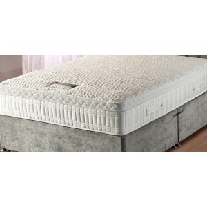 Silver Encapsulated Mattress