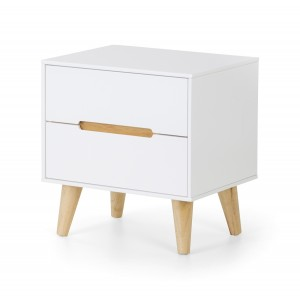 Alicia 2 Drawer Bedside