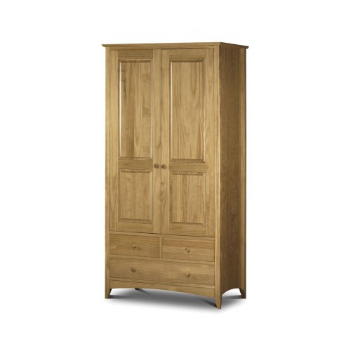 Kendal 2 Door Combination Wardrobe