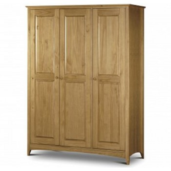 Kendal 3 Door Wardrobe *Out of Stock - Back Soon*