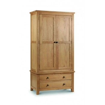 Marlborough 2 Door Combination Wardrobe