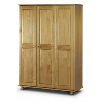 Pickwick 3 Door All Fitted Wardrobe