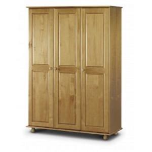 Pickwick 3 Door All Hanging Wardrobe