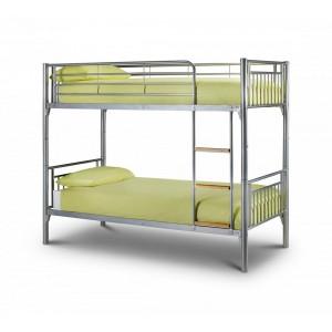 Atlas Silver Bunk Bed