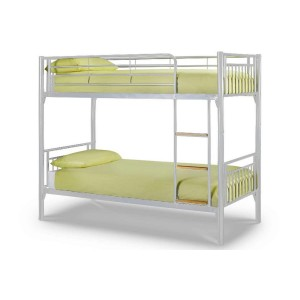 Atlas White Bunk Bed
