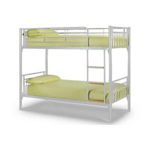 Atlas White Bunk Bed