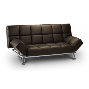 Manhattan Brown Sofa Bed