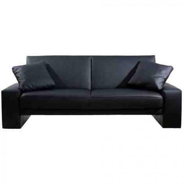 Supra Black Sofa Bed