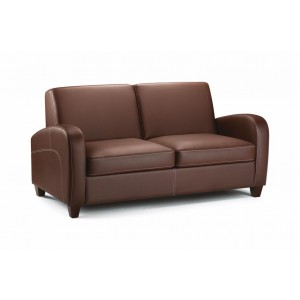 Vivo Chestnut Brown Sofa Bed  *Out of Stock - Back Soon*