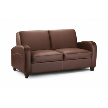 Vivo Chestnut Brown Sofa Bed