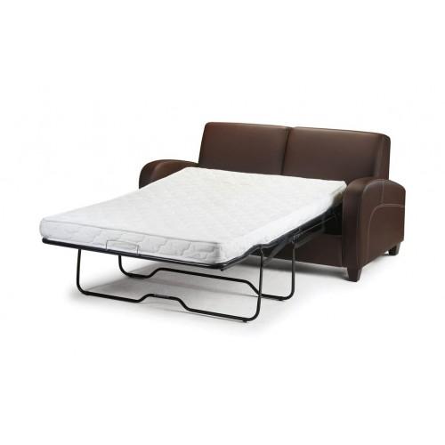 Vivo Chestnut Brown Sofa Bed