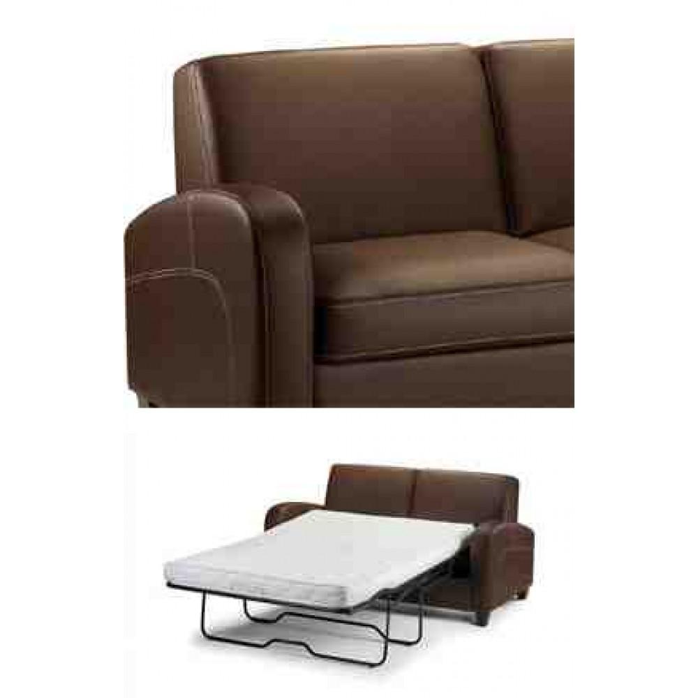 Vivo Sofa Bed In Brown