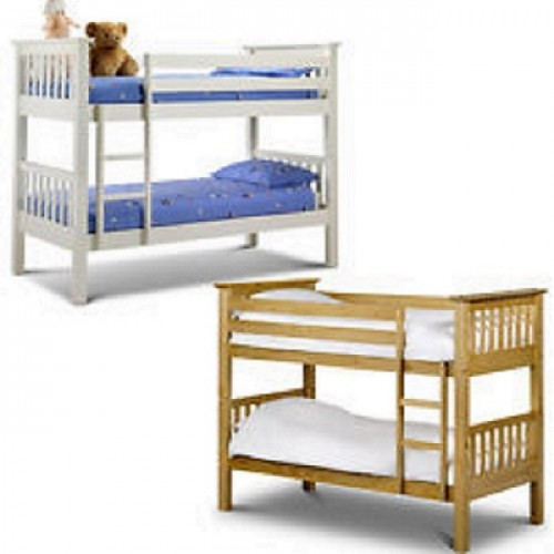 Barcelona Pine Bunk Bed *Out of Stock - Back Soon*