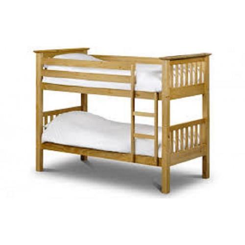 Barcelona Pine Bunk Bed