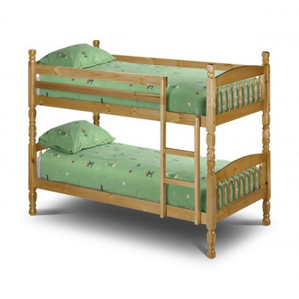 Lincoln 2ft'6 Small-Single Bunkbed