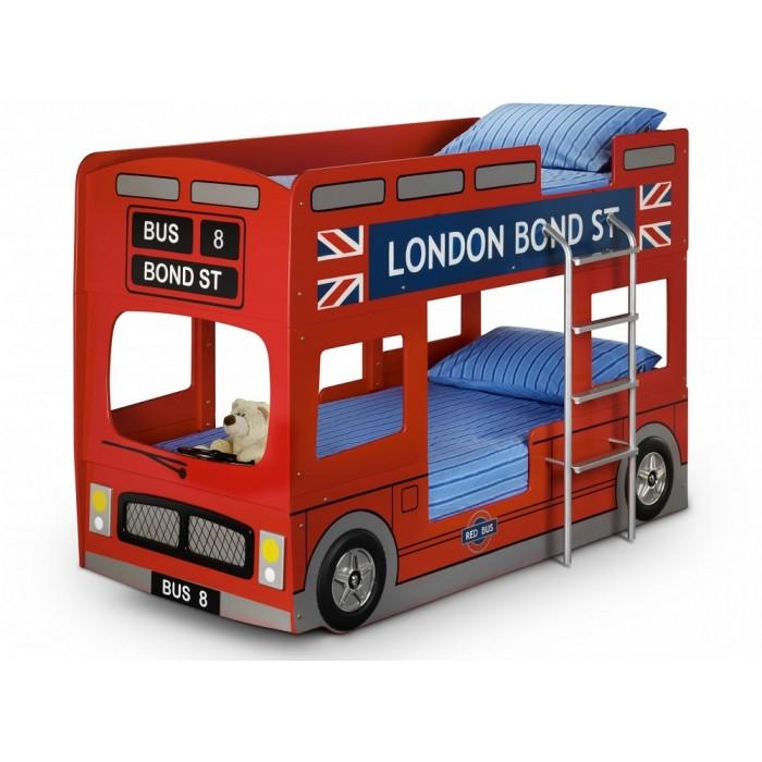 London Bus Bunkbed