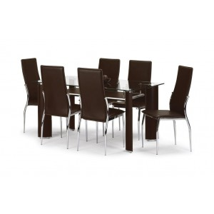 Boston Dining Set {Table + 4}