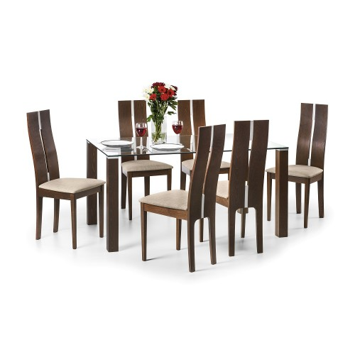 Caymen Dining Set {Table + 4}