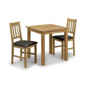 Coxmoor Square Dining Set {Table + 2}