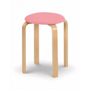 Dandy Pink Stool