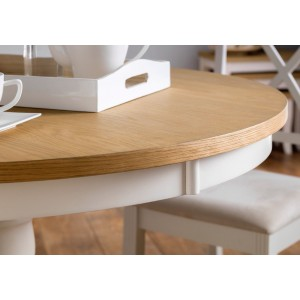 Davenport Round Dining Table