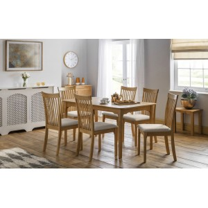 Ibsen Dining Set {Table + 4}