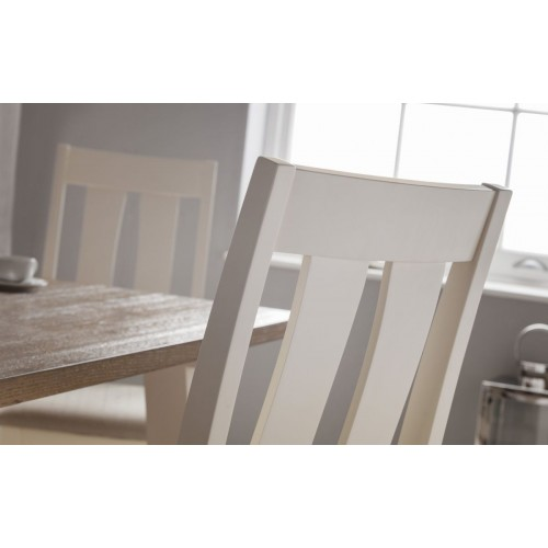 Pembroke Dining Set {Table + 6}