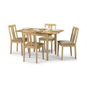 Rufford Dining Set {Table + 4}