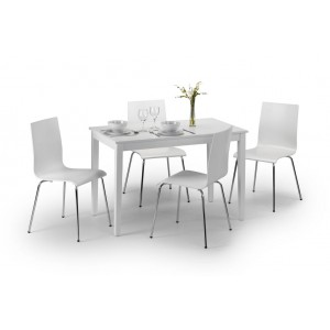 Taku Dining Set {Table + 4} *Out of Stock - Back Soon*